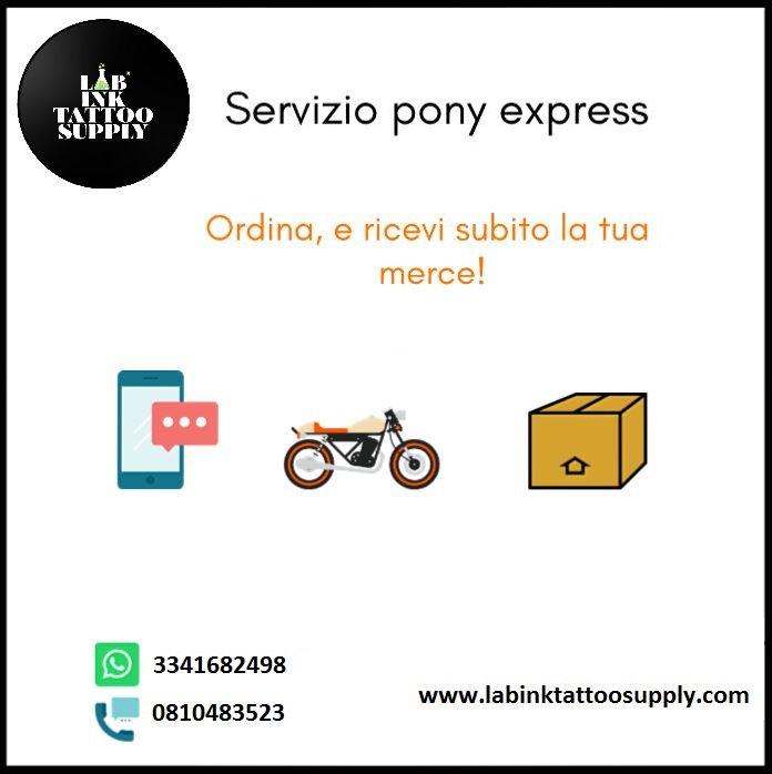 Servizio di Pony Express