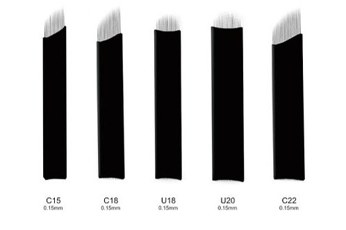 MicroBlading Blades