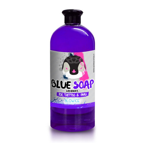 Blue Soap Tattoo Lavander 1000ml