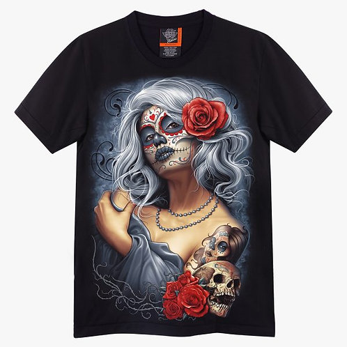 T-Shirt - Red Rose