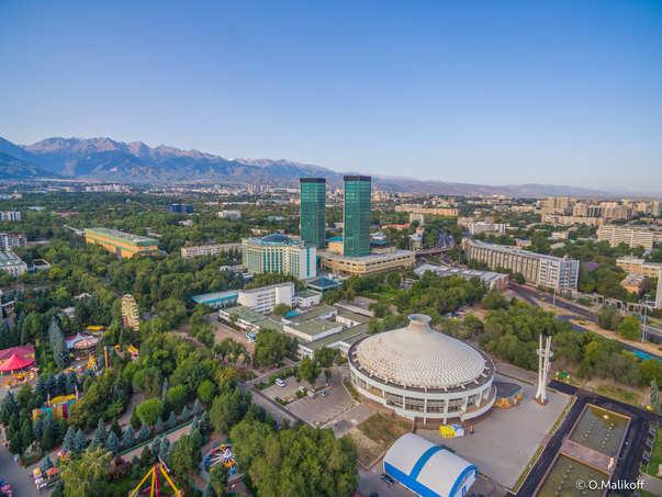 Almaty City