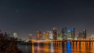 Night time lapse