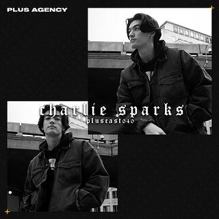 PLUSCAST040 - CHARLIE SPARKS