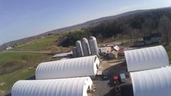 arial farm photo