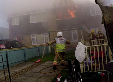 Family of 6 left with nothing after house fire