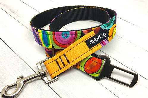 The Seatbelt Leash | Any Design