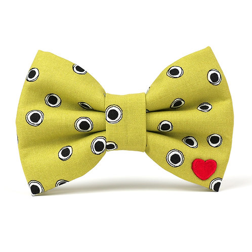 Froggy | dog bow tie