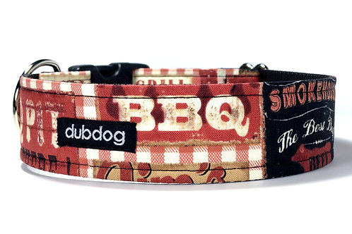 Bark-B-Que | dog collar