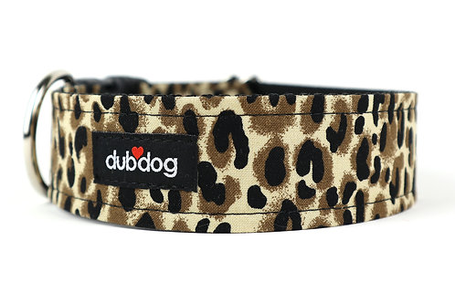 Leopard | dog collar