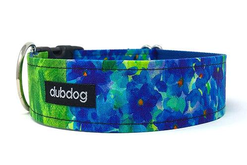 Violet | dog collar