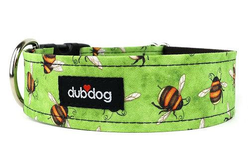 Bee Kind | dog collar