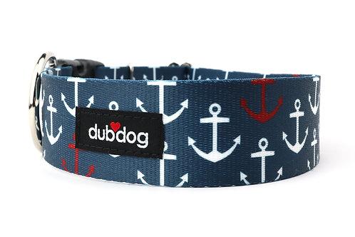 Anchors   dog collar