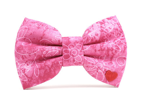 Lily | dog bow tie