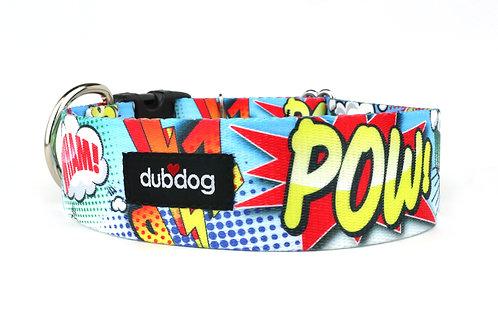 Comic Pop | dog collar