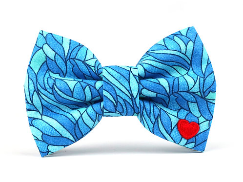 Scout   dog bow tie