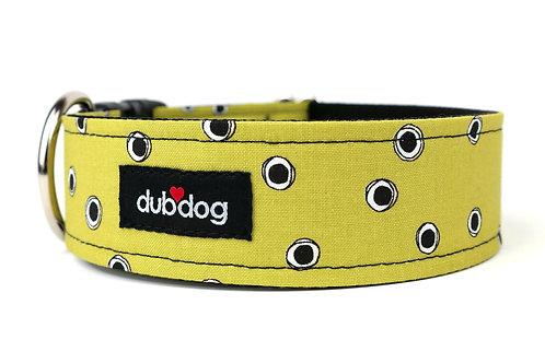 Froggy | dog collar