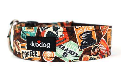 Puppuccino| dog collar