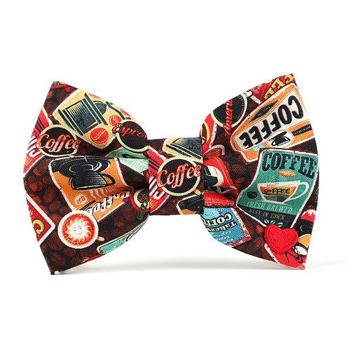 Puppuccino | dog bow tie