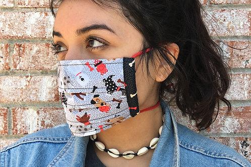 Dog Days | face mask