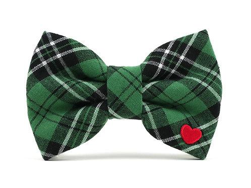 Holly | dog bow tie
