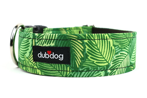 Forest | dog collar
