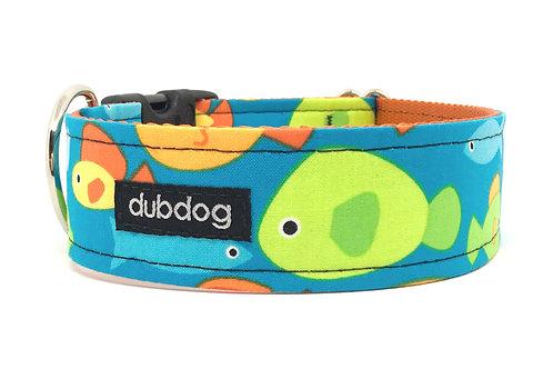 Go Fish | dog collar