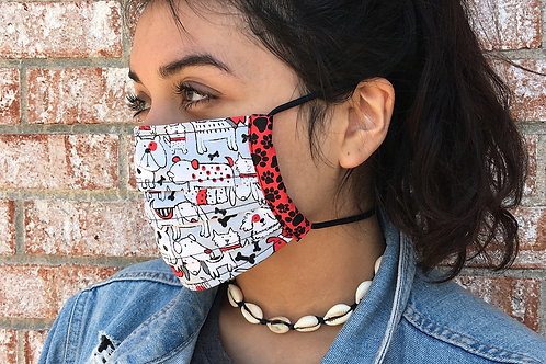 Doodle Dogs | face mask