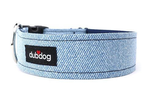 Blue Jeans | dog collar