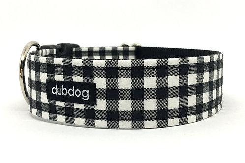 Classic Check | dog collar