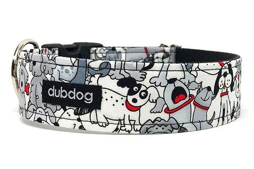 Adopt Love | dog collar