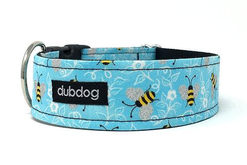 Bumble   dog collar