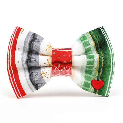 Joyful | dog bow tie