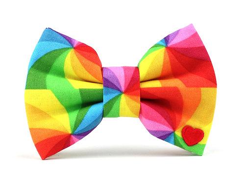 Love is Love   dog bow tie
