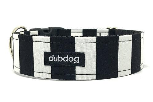 Dub-Stripe | dog collar