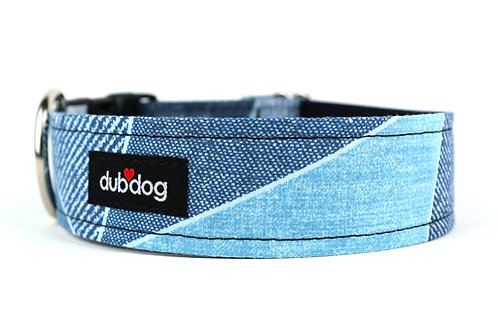 Denim Day | dog collar