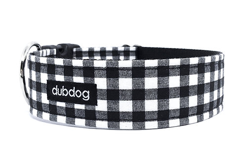 Classic Check | dog collar
