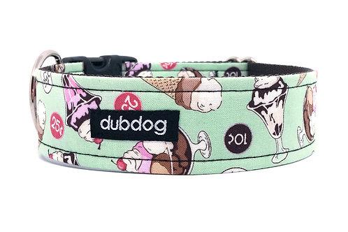 DUBble Scoop | dog collar