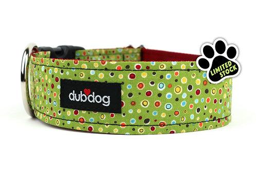 Mini-Dots | dog collar