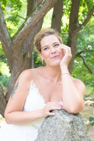 Braut in der Krainerhütte