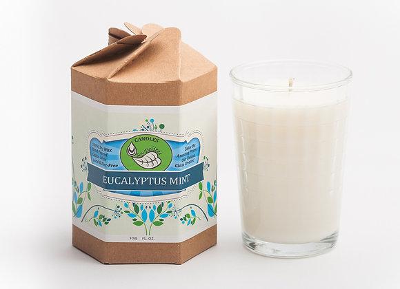 5 oz. Eucalyptus Mint Candle