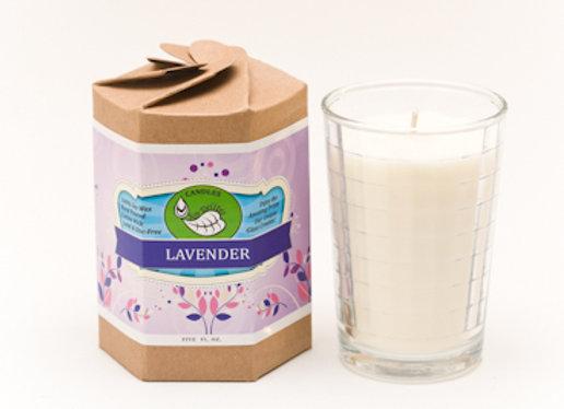 5 oz. Lavender Candle