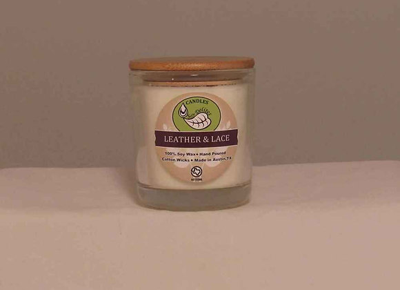 9 oz. Leather & Lace Candle