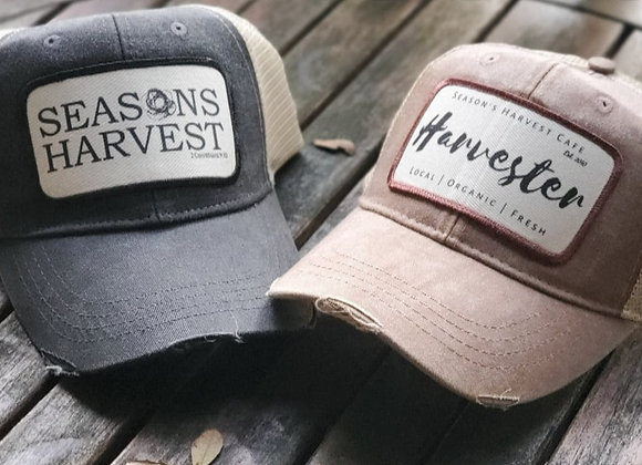 Season's Harvest Hat