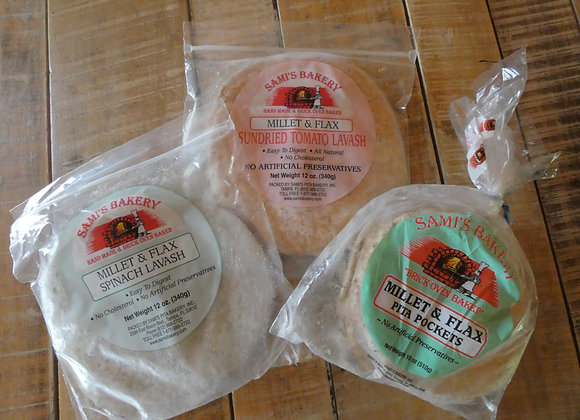 Gluten-Free Lavash