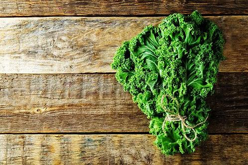 Organic Kale Curly Bunch