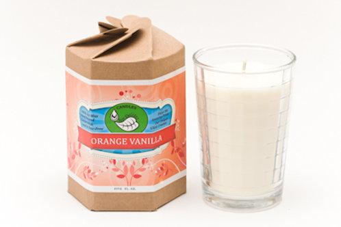 5 oz. candle (burns 45+ hours)