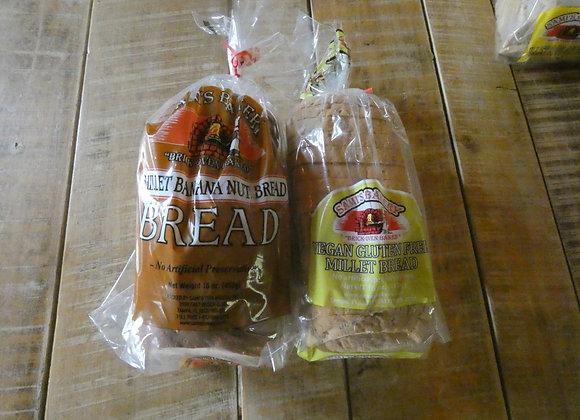 Vegan & Gluten-Free Bread