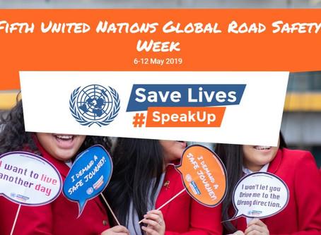 UN Global Road Safety Week