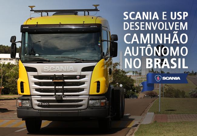 Cliente: Ensaio Scania