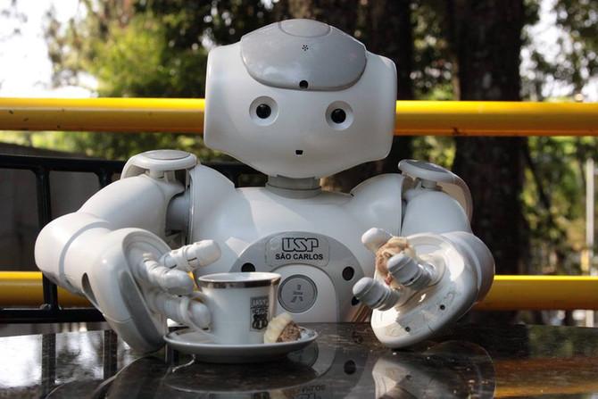 Ensaio: Não, o Robô (ICMC - USP)